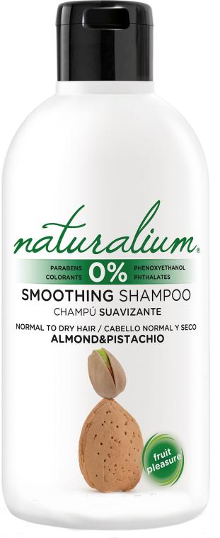 Shampoo lisciante - Naturalium Almond & Pistachio Smoothing Shampoo