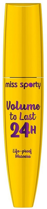Mascara - Miss Sporty Volume To Last 24h