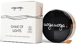 Profumi e cosmetici Illuminante viso - Uoga Uoga Game Of Lights Highlighting Powder
