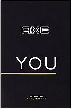 Profumi e cosmetici Lozione dopobarba - Axe You