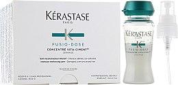 Profumi e cosmetici Concentrato per il ripristino dei capelli - Kerastase Fusio Dose Concentre Vita-Ciment