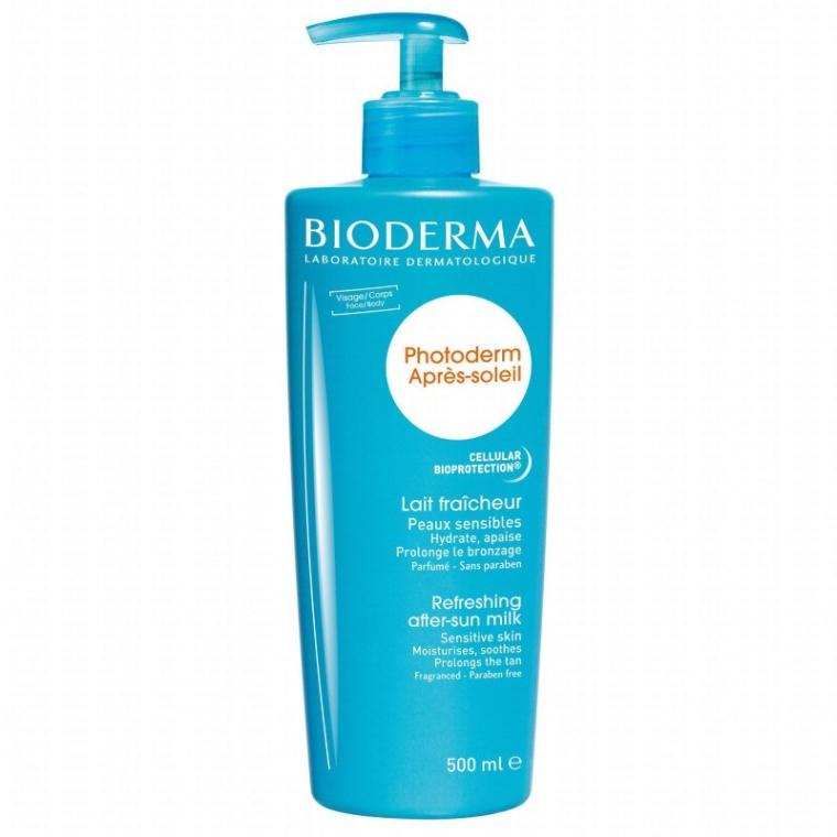 Lozione doposole idratante e lenitiva - Bioderma Photoderm Apres-soleil Refreshing After-sun Milk