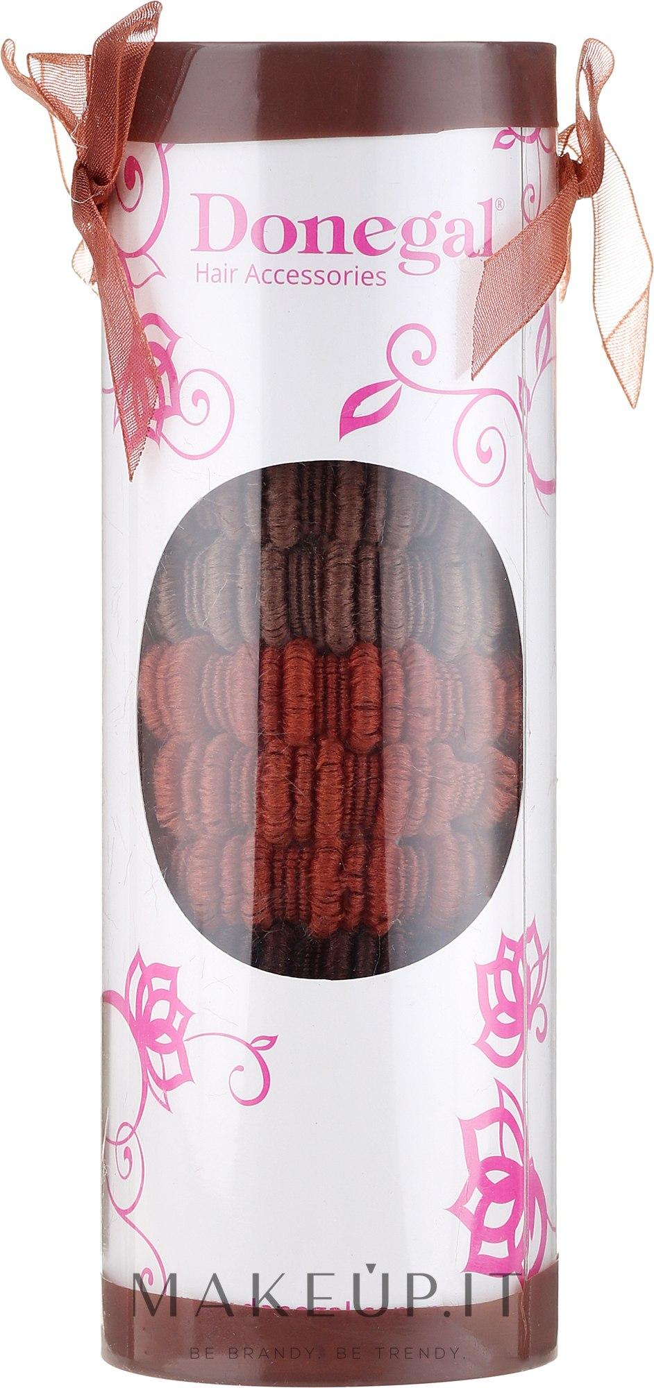 Elastici per capelli, 12 pz - Donegal Sugar — foto 12 pz.