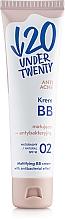 Profumi e cosmetici BB-crema opacizzante antibatterica - Under Twenty Anti Acne Matting Cream