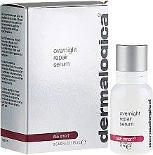 Profumi e cosmetici Siero viso rigenerante da notte - Dermalogica Age Smart Overnight Repair Serum