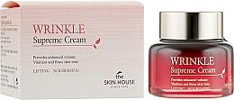Profumi e cosmetici Crema nutriente al ginseng - The Skin House Wrinkle Supreme Cream