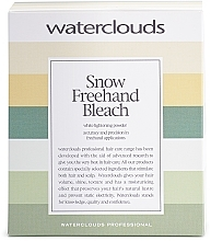 Profumi e cosmetici Polvere decolorante per balayage - Waterclouds Snow Bleach Freehand