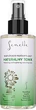 Profumi e cosmetici Tonico viso - Senelle Moisturizing And Brightening Natural Face Tonic