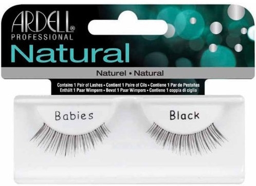 Ciglia finte - Ardell Natural Babies Black