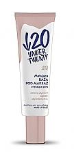 Profumi e cosmetici Base trucco opacizzante - Under Twenty Anti! Acne Base