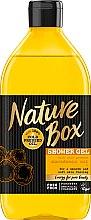 Profumi e cosmetici Gel doccia - Nature Box Macadamia Oil Shower Gel