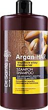 Profumi e cosmetici Shampoo idratante con olio di argan e cheratina - Dr. Sante Argan Hair