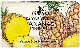 "Profumi e cosmetici Sapone naturale ""Ananas"" - Florinda Pineapple Natural Soap"