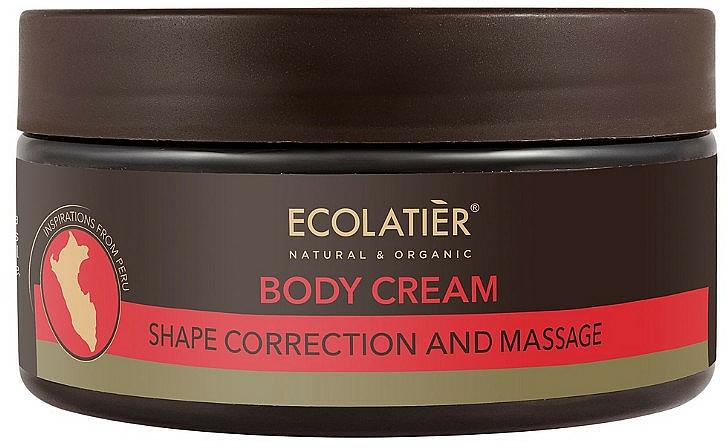 Crema modellante corpo - Ecolatier