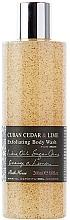 Profumi e cosmetici Bath House Cuban Cedar & Lime - Gel doccia