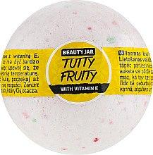 Profumi e cosmetici Bomba da bagno con vitamina E - Beauty Jar Tutty Fruity