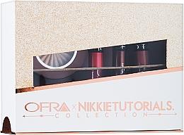 Profumi e cosmetici Set - Ofra x Nikkie Tutorials Collection (lipstick/3x6g + highlighter/10g)
