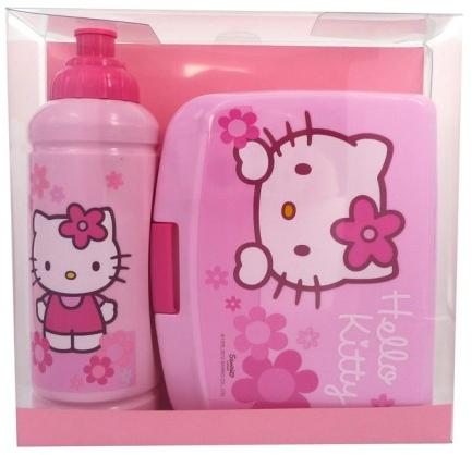 Set - Disney Hello Kitty (Bidon/425 ml + lunch box)