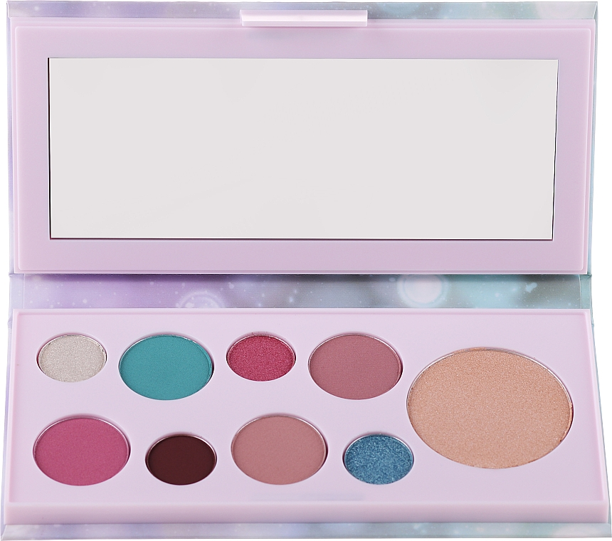 Palette ombretti e illuminanti - Avon Mark Pearlesque Treasure Palette For Eyes & Face