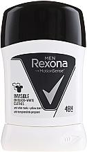 """Profumi e cosmetici Deodorant-stick per """"Bianco e Nero"""" - Rexona Men Deodorant Stick"""