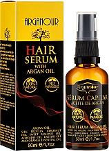 Profumi e cosmetici Siero per capelli - Arganour Hair Serum Argan Oil