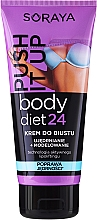 Profumi e cosmetici Crema seno rassodante - Soraya Body Diet 24 Bust cream