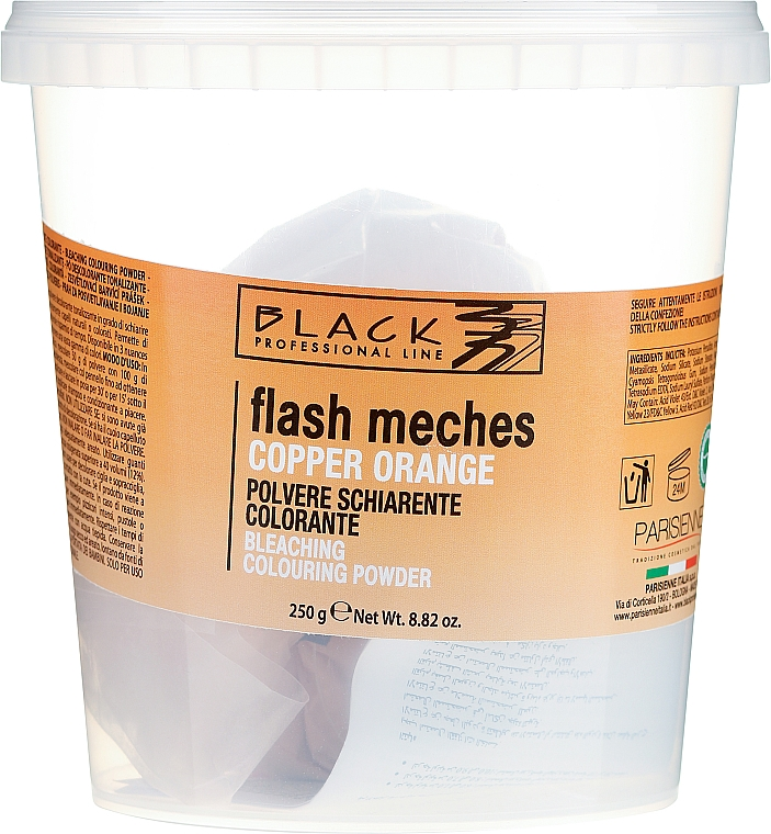 Polvere colorante - Black Professional LineFlash Meches — foto N1