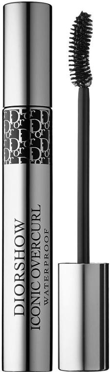Mascara per ciglia impermeabile - Dior Diorshow Iconic Overcurl Waterproof