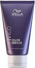 Profumi e cosmetici Crema per proteggere il cuoio capelluto - Wella Professionals Invigo Color Service Skin Protection Cream