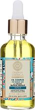 Profumi e cosmetici Complesso di olio di olivello spinoso per la cura dei capelli danneggiati - Natura Siberica