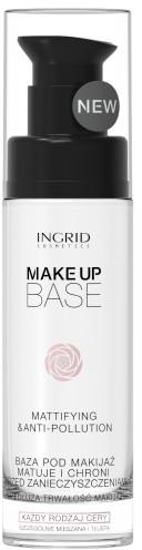 Base trucco opacizzante - Ingrid Cosmetics Make-up Base Mattifying & Anti-Pollution