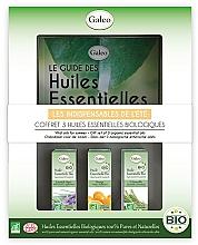 "Profumi e cosmetici Set di oli essenziali ""Estate"" - Galeo Vital Oils For Summer (ess/oil/3x10ml)"