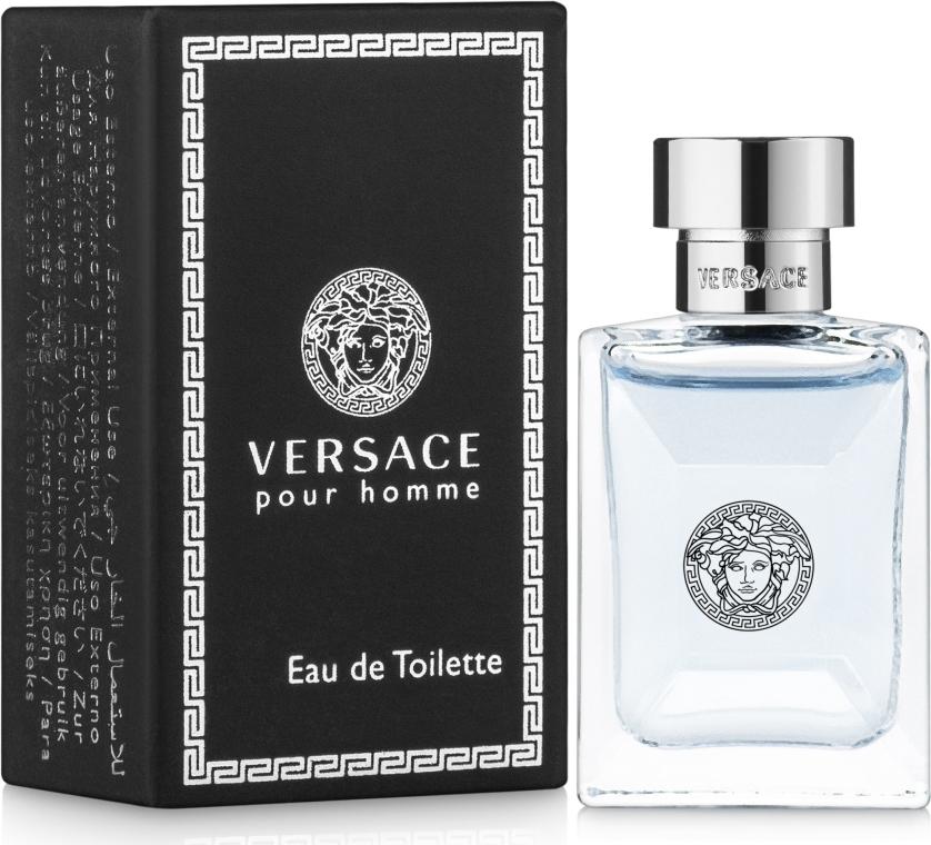 Versace Versace pour Homme - Eau de toilette (mini)  — foto N1