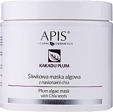Profumi e cosmetici Maschera viso all'estratto di prugna e semi di chia - APIS Professional Kakadu Plum Cream