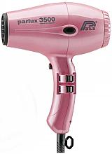 Profumi e cosmetici Asciugacapelli - Parlux Hair Dryer 3500 Super Compact Pink