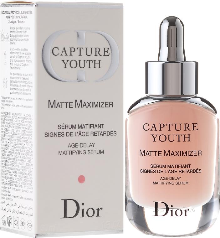 Siero opacizzante - Dior Capture Youth Matte Maximizer — foto N1