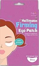 Profumi e cosmetici Patch rassodanti contorno occhi - Cettua Halfmoon Firming Eye Patch