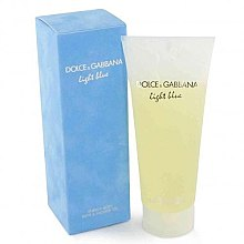 Profumi e cosmetici Dolce & Gabbana Light Blue - Gel doccia