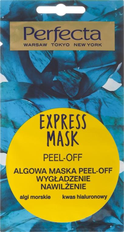 Maschera viso con estratto di alghe - Perfecta Express Mask