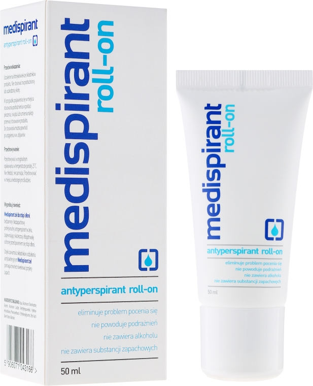 Deodorante-antitraspirante - Medispirant Roll-On