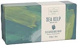 Profumi e cosmetici Sapone - Scottish Fine Soaps Sea Kelp Cleansing Bar