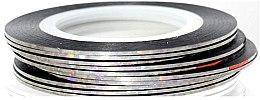 Profumi e cosmetici Nastro decorativo per unghie - Silcare Decorative Tape