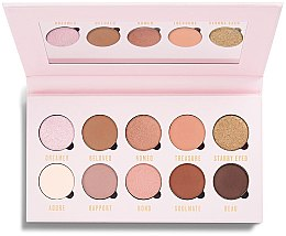 Profumi e cosmetici Palette ombretti - Makeup Obsession Be In Love With Eyeshadow Palette