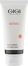 Profumi e cosmetici Gel detergente viso al acido - Gigi Ester C Mild Cleanser