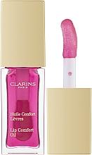 Profumi e cosmetici Olio per labbra - Clarins Instant Light Lip Comfort Oil