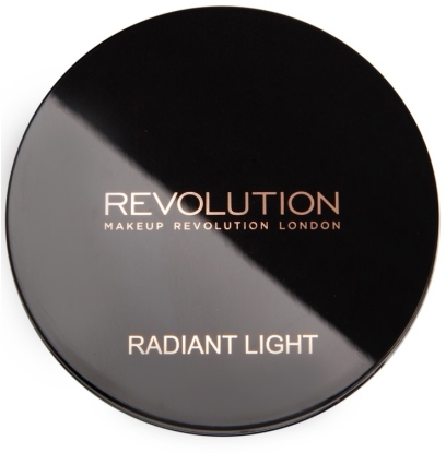 Cipria - Makeup Revolution Radiant Light Powder — foto N1