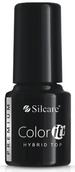 Top coat per le unghie - Silcare Color IT Premium Hybrid Top Coat Gel