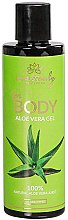 "Profumi e cosmetici Gel per corpo ""Aloe Vera"" - One&Only Cosmetics For Body Aloe Vera Gel"