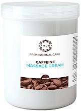 "Profumi e cosmetici Crema da massaggio ""Caffeina"" - Yamuna Caffeine Massage Cream"