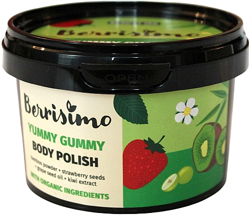 Scrub corpo - Berrisimo Yummy Gummy Body Polish